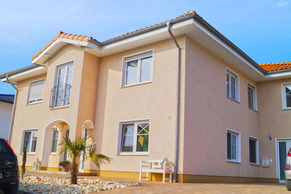 Sprossenfenster Veka Softline 82 Mediterrane Fenster | Adamiec